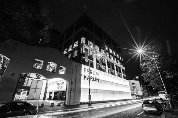 Forum Karlín koupila Karlín Group, promotérem bude Serge Grimaux