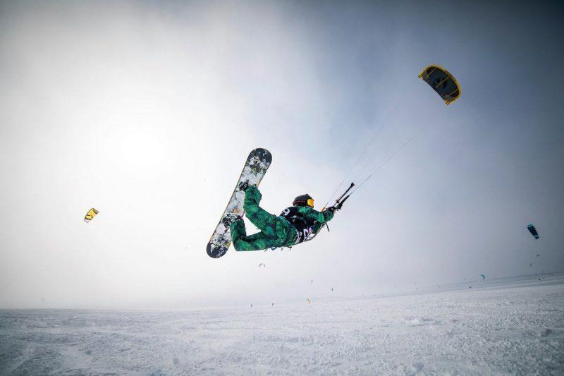 Nova Sport nasazuje čtrnáctideník Kite Life
