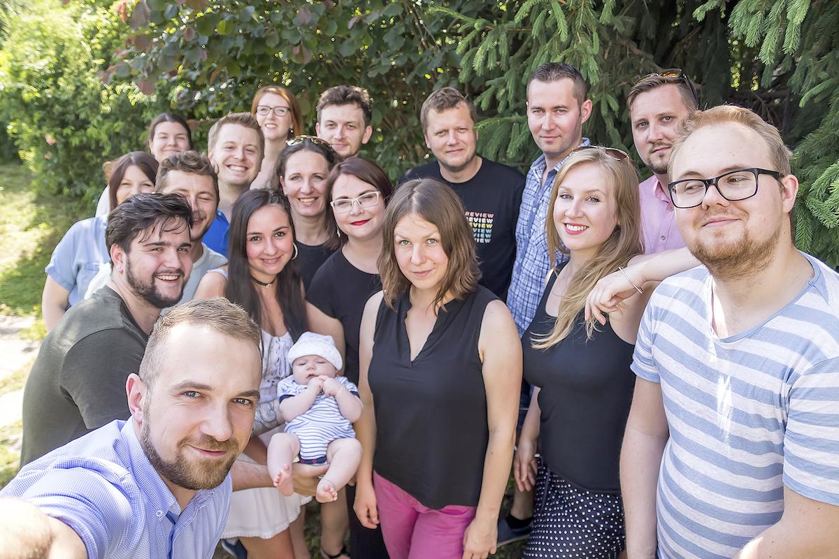 Tým agentury Lesensky.cz