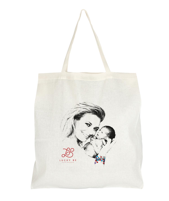 Plátěná taška Penny od Lucie Borhyové