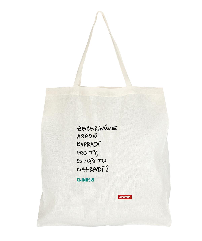 Plátěná taška Penny od Chinaski