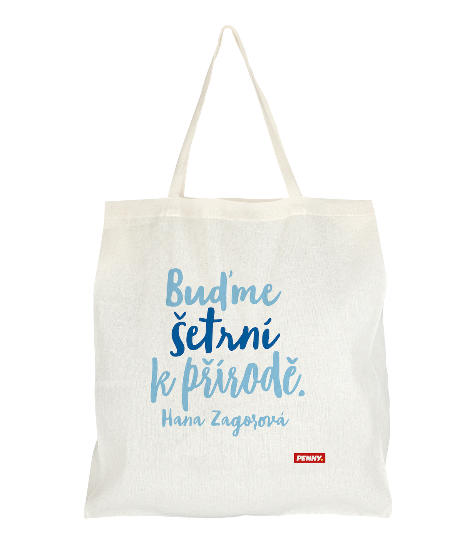 Plátěná taška Penny od Hany Zagorové