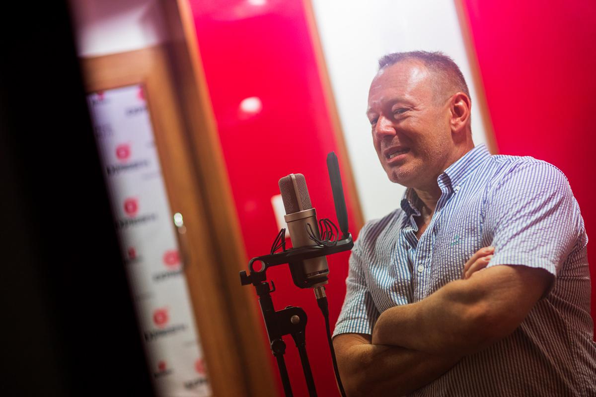Michal Dvořák. Foto: Karel Choc