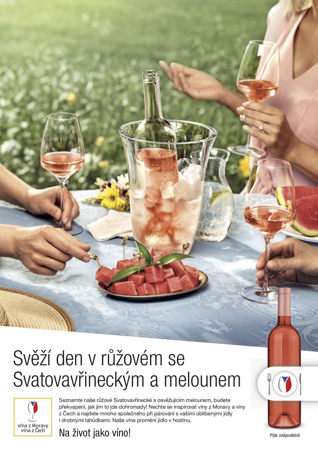 Kampaň Vinařského fondu opět vytvořila Momentum Czech Republic