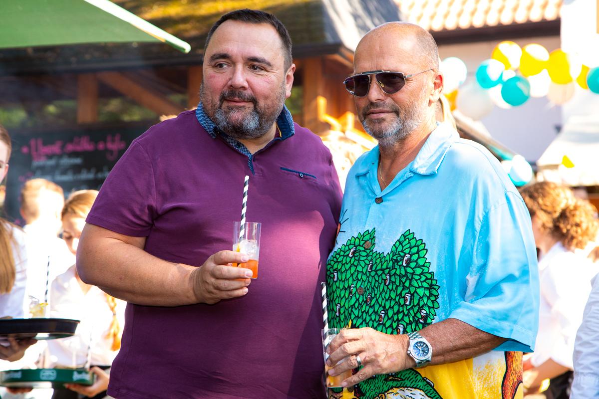 Ivan Vodochodský a Zdeněk Pohlreich