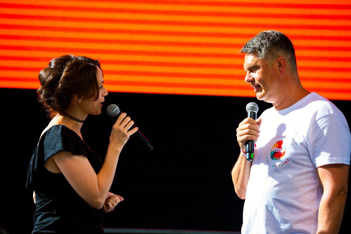 Tereza Kostková a Marek Singer