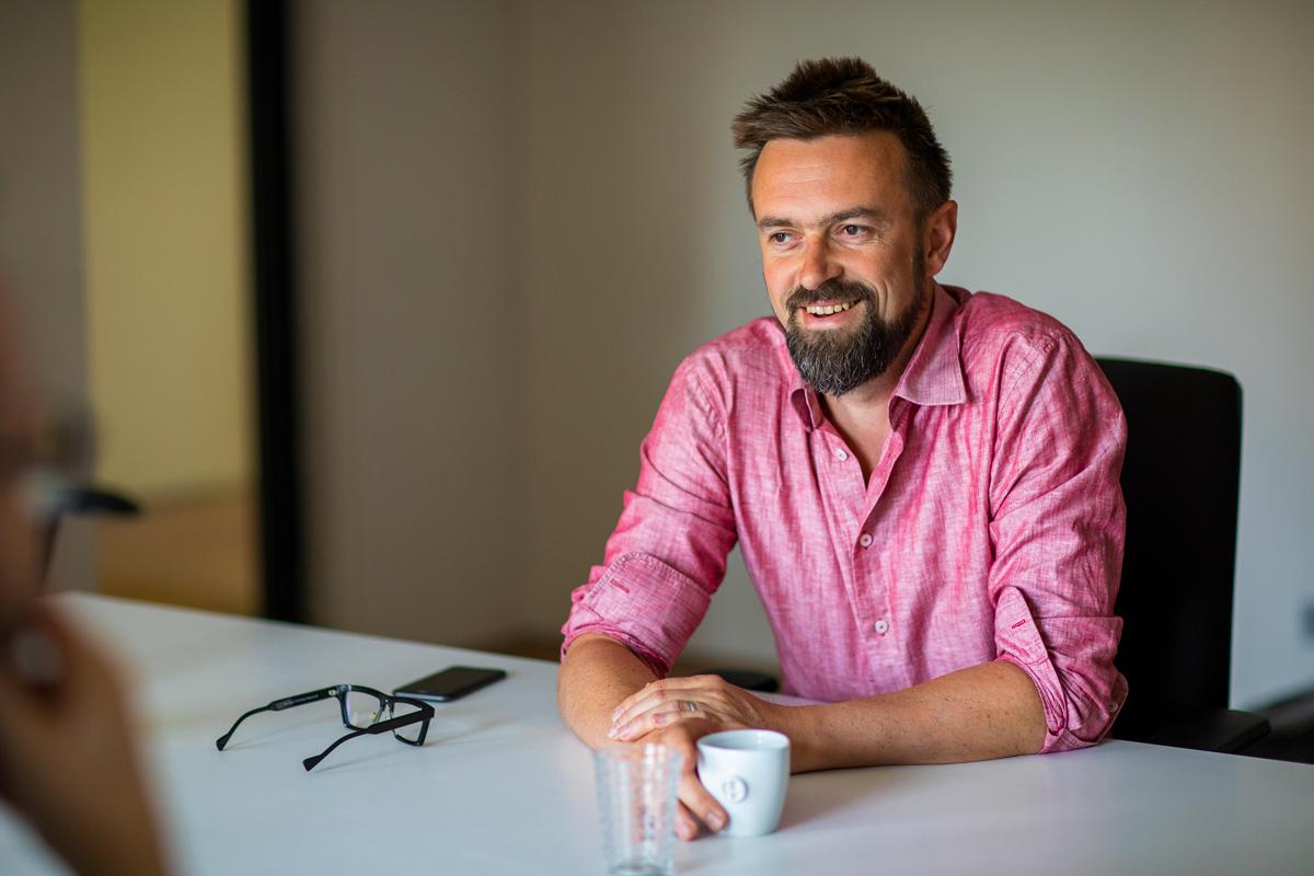 Ivo Laurin. Foto: Karel Choc