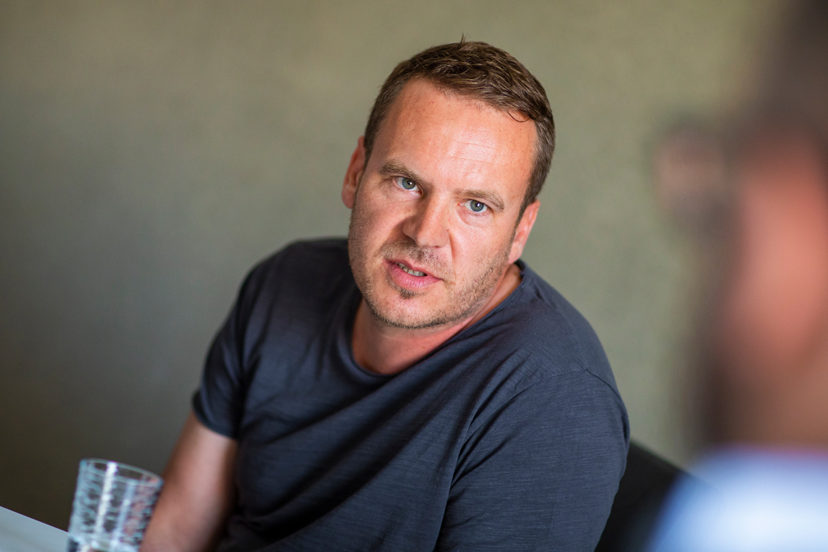 Martin Pasecký. Foto: Karel Choc