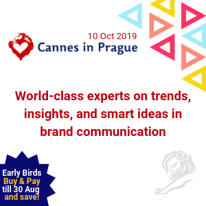 Cannes in Prague 2019