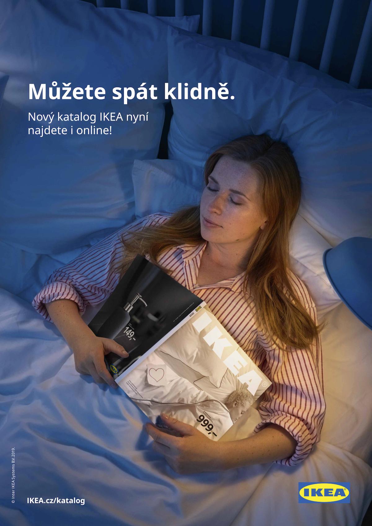 Ikea: Spánkoví hrdinové (Triad Advertising)