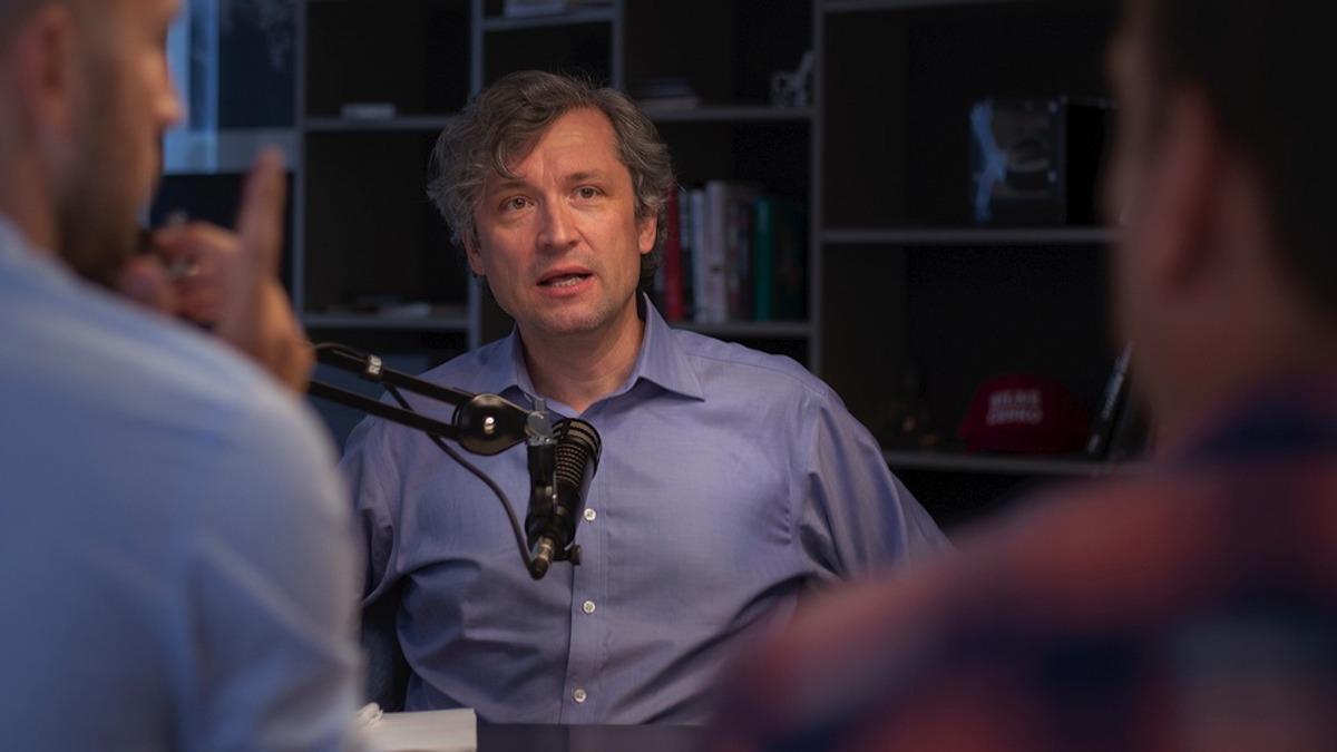 Komentátor Reflexu Bohumil Pečinka v podcastu Insider. Foto: Info.cz