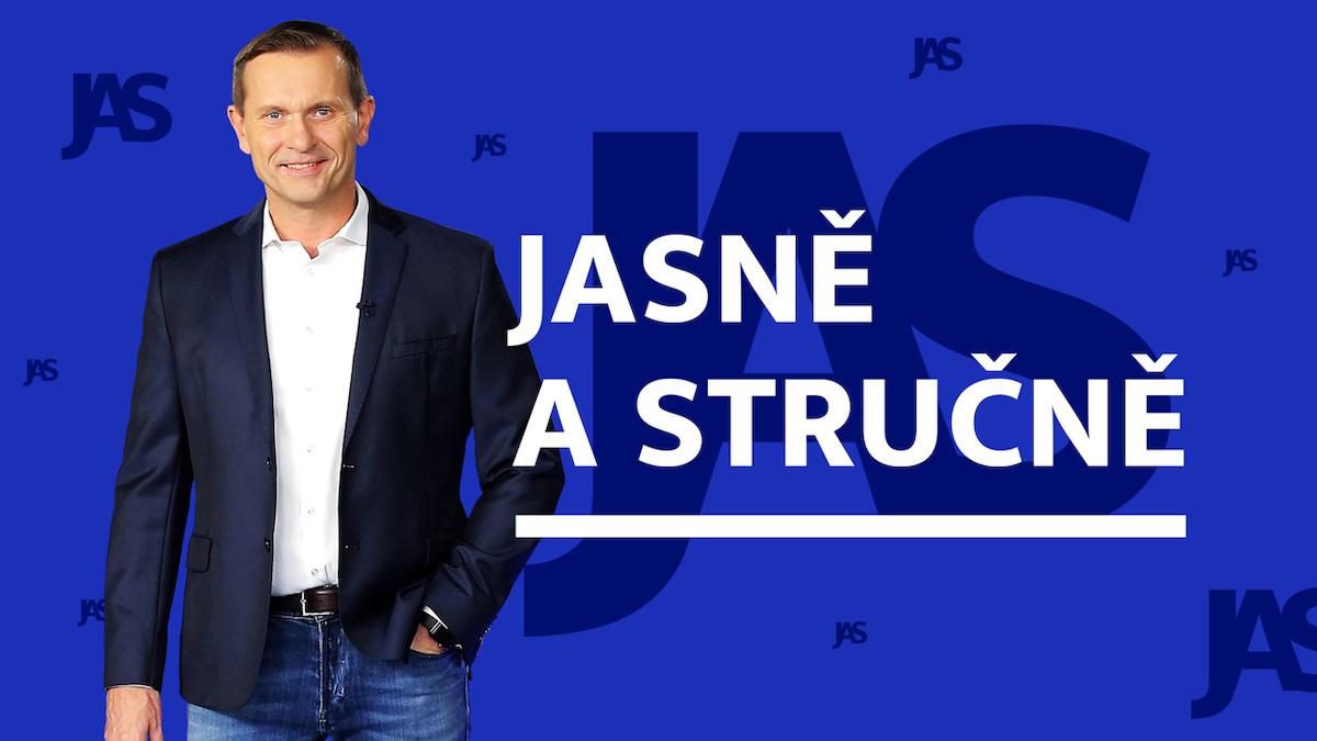 Novým pořadem Jaromíra Soukupa bude Jasně a stručně. Foto: TV Barrandov