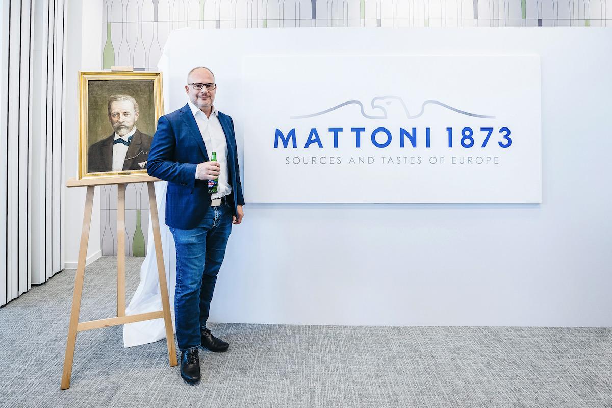 Nová značka Mattoni 1873 a její šéf Alessandro Pasquale