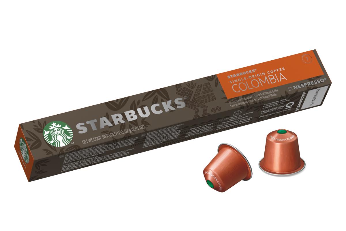 Balení kapslí pro kávovary Nespresso