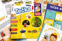 Mladá fronta začíná vydávat časopis pro děti Tečka
