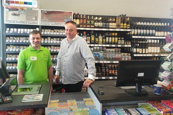 Žabka otvírá svou třetí novou prodejnu v Brně, je v Řečkovicích