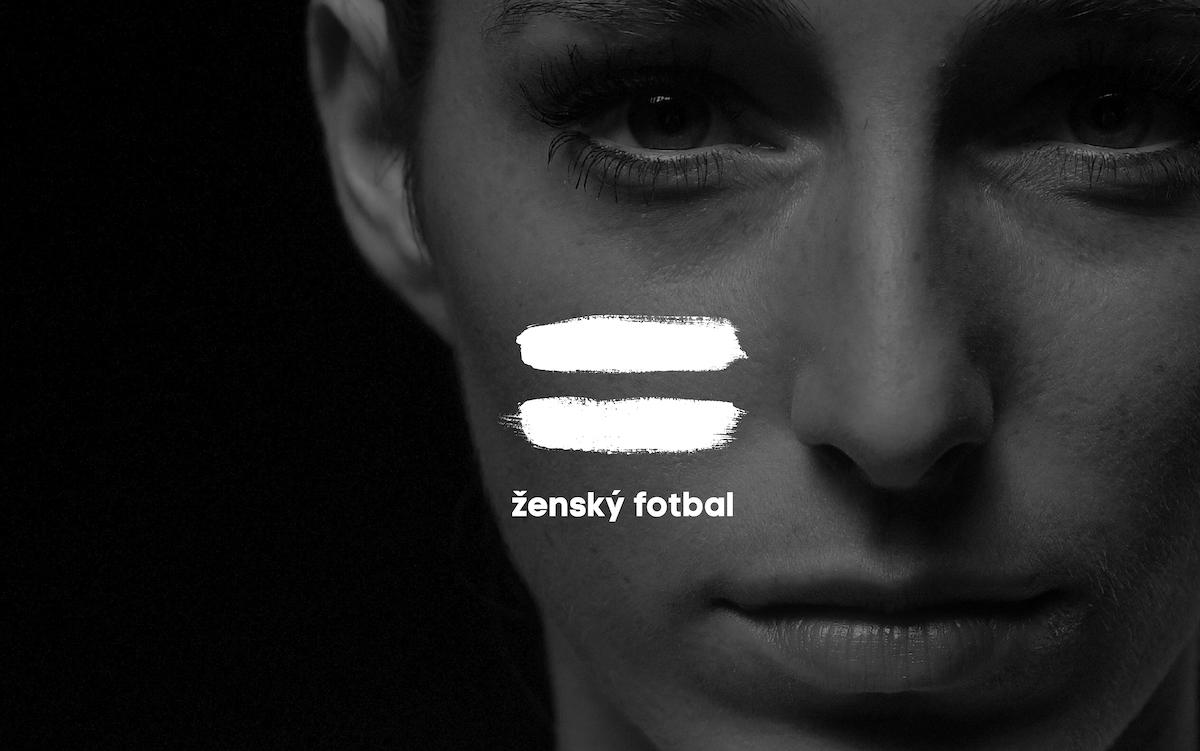 Nová vizuální identita ženského fotbalu