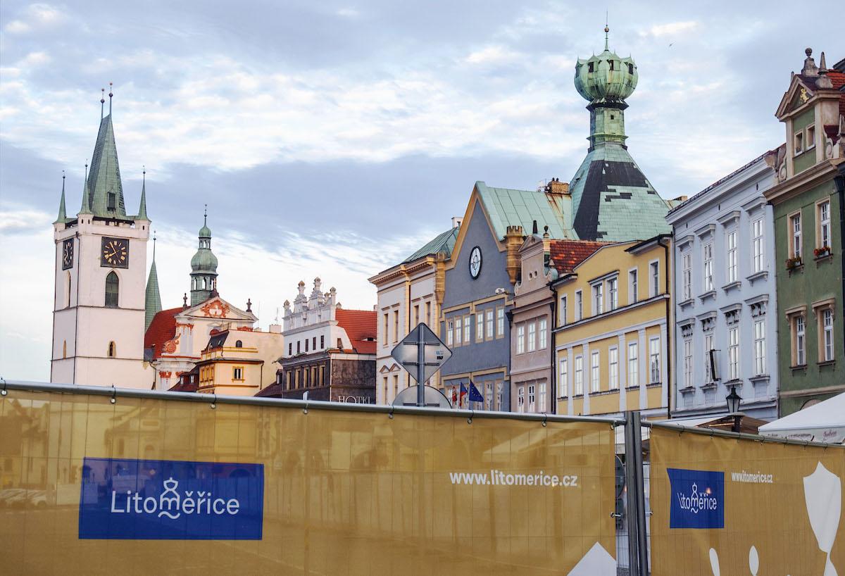 Nový vizuální styl města Litoměřice