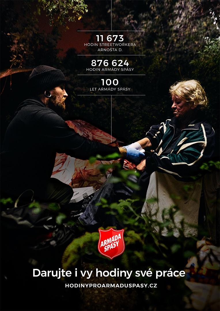 Armáda spásy: 100 let pomoci (WMC Grey)