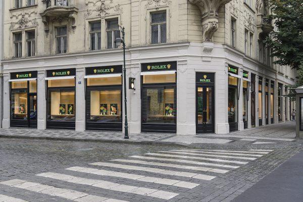 Carollinum Tamary Kotvalové rozšiřuje butik s hodinkami Rolex