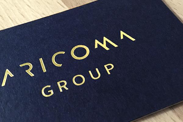 Nová Komárkova IT skupina Aricoma má vizuální styl od Aetny