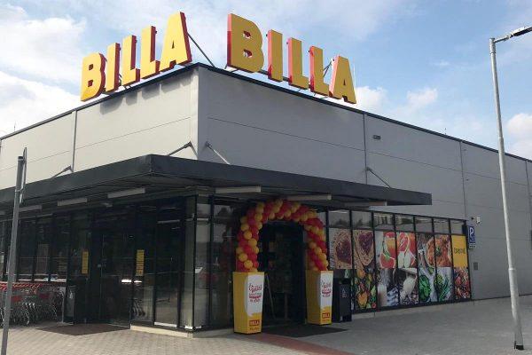 Billa otvírá ve Světlé nad Sázavou, letos v Česku přidá ještě osm prodejen