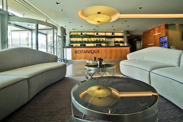 Jurys Inn se změnil na Botanique Hotel Prague
