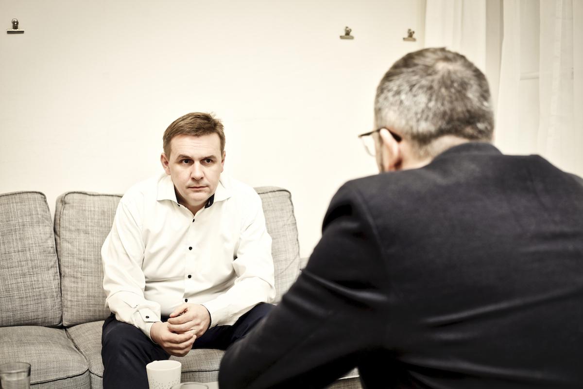 Robert Čásenský a Ondřej Aust. Foto: Libor Fojtík