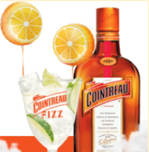 Banner Cointreau viditelný z 50 %
