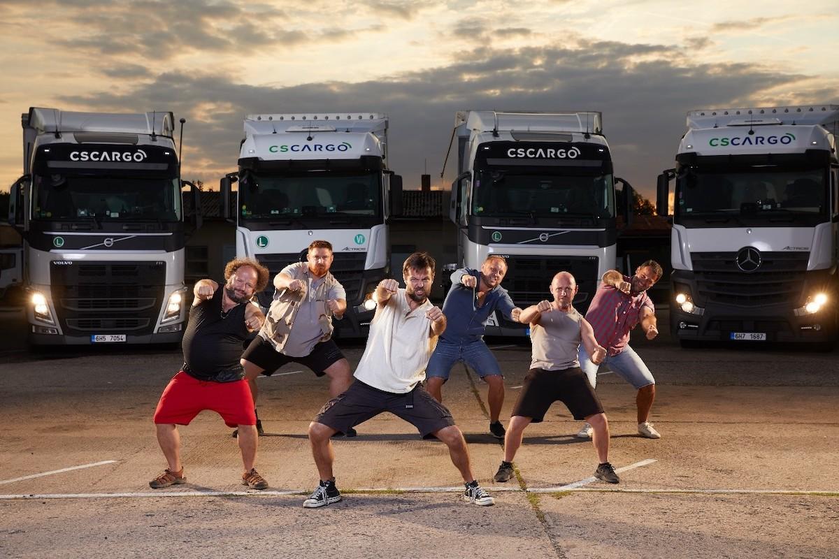 CS Cargo: Jedeme rugby! (Werk Camp)