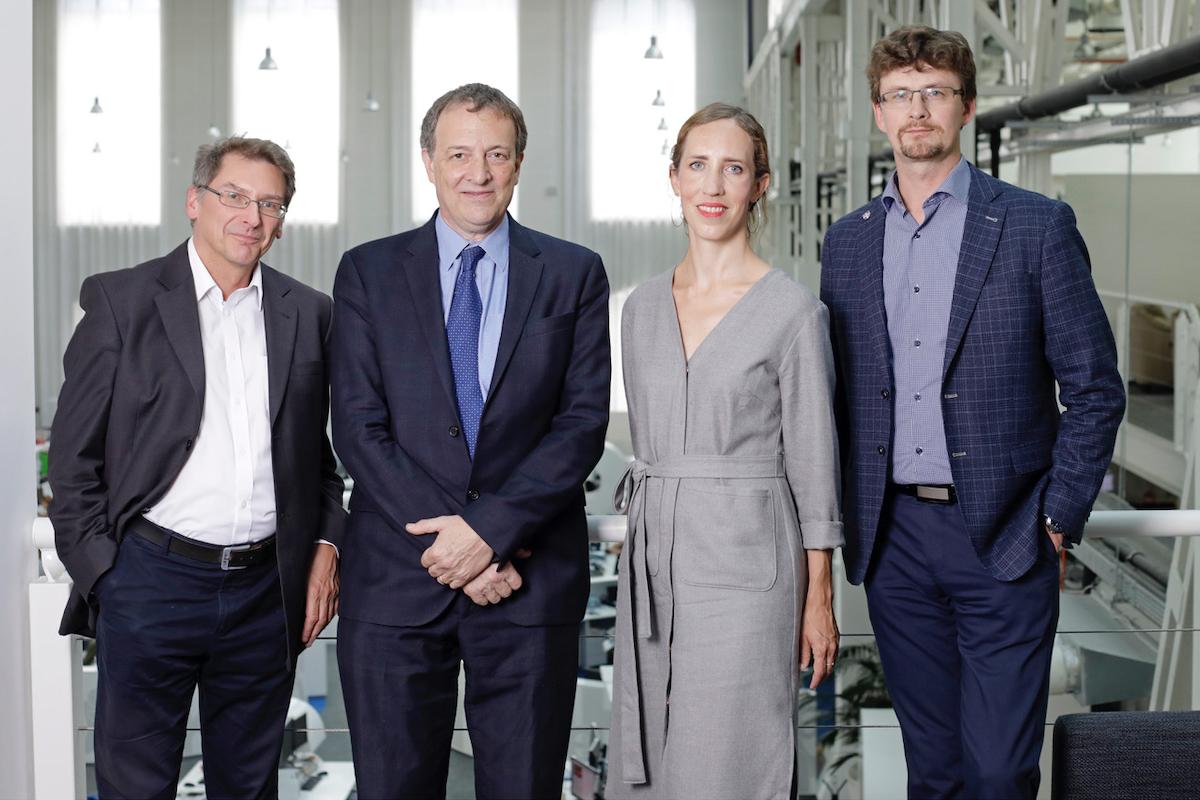 Alexander Kaczorowski, Misha Glenny, Alice Bota, Václav Štětka