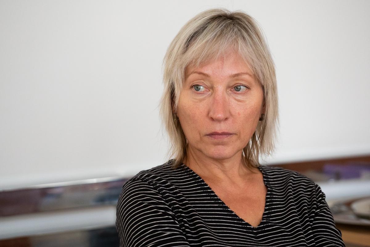 Jana Gáborová. Foto: Karel Choc