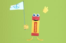Lepidlo Herkules vítá nový školní rok sérií animací ze školního prostředí