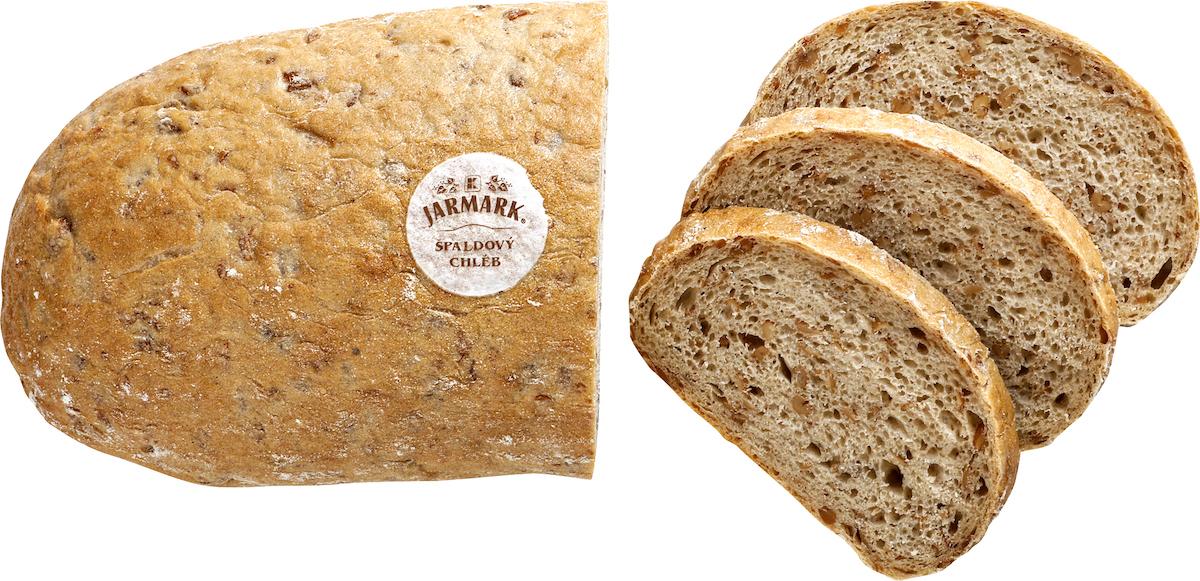 K-Jarmark: špaldový chléb od Japeku