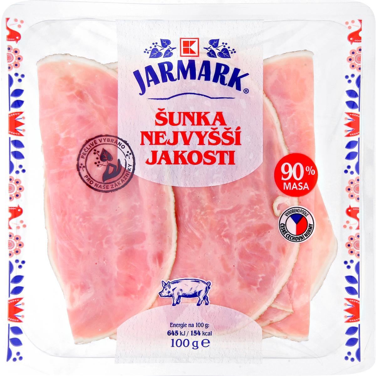 K-Jarmark: šunka od výrobce Le&Co