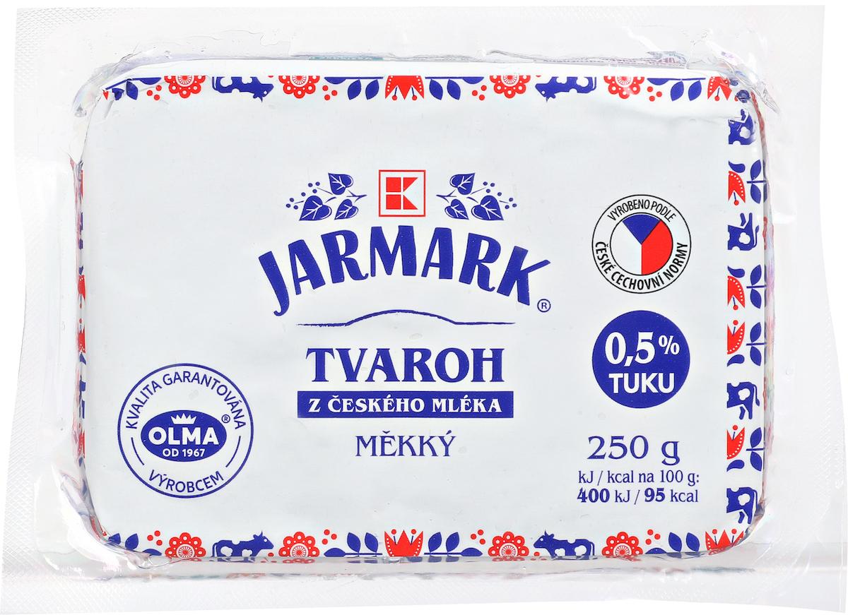 K-Jarmark: tvaroh od výrobce Olma