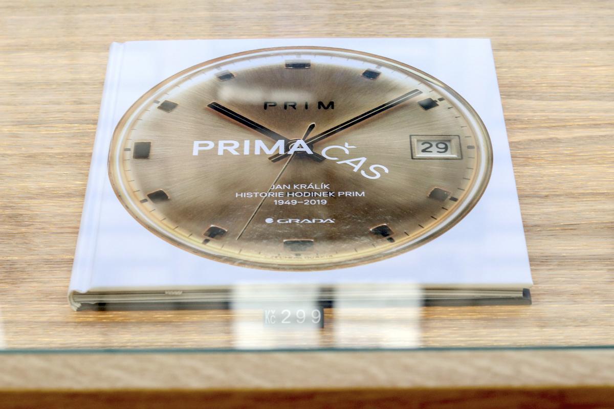 Kniha Prima čas