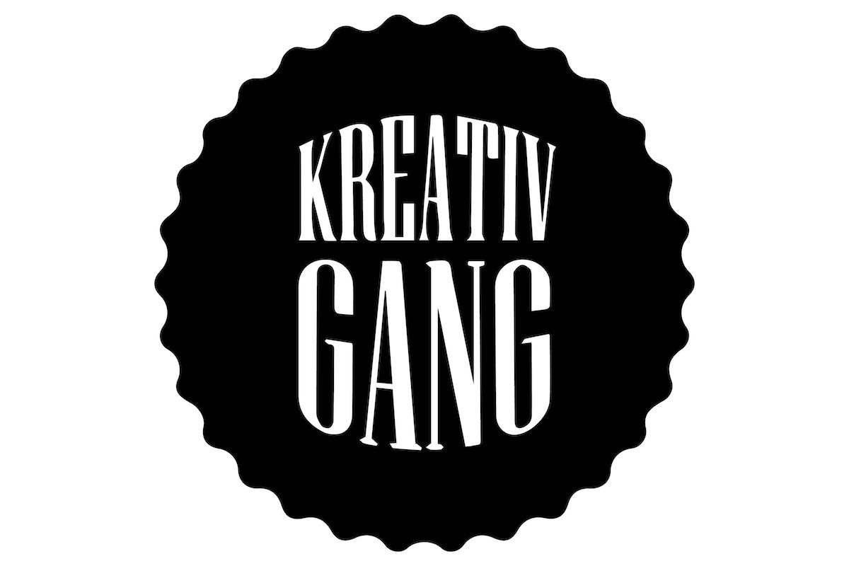 Logo agentury Kreativ Gang