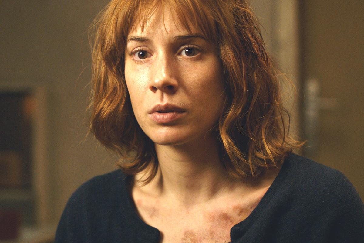 Táňa Pauhofová v hlavní roli seriálu Bez vědomí. Foto: HBO