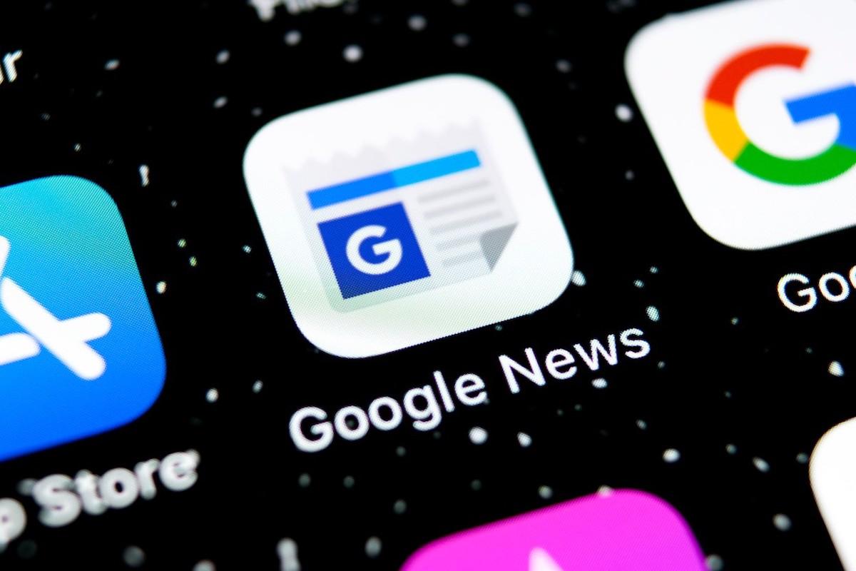 Google News. Ilustrační foto: Profimedia.cz