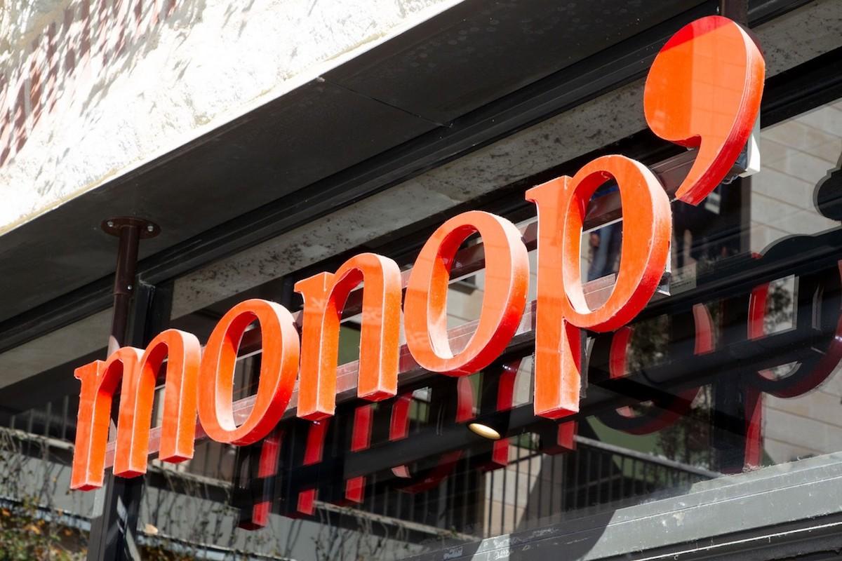 Pod skupinu Casino patří třeba řetězec Monoprix, zkráceně Monop. Foto: Profimedia.cz