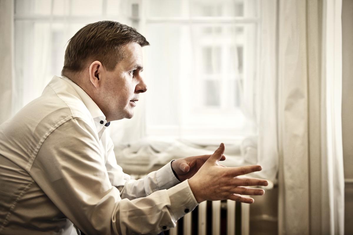 Robert Čásenský. Foto: Libor Fojtík