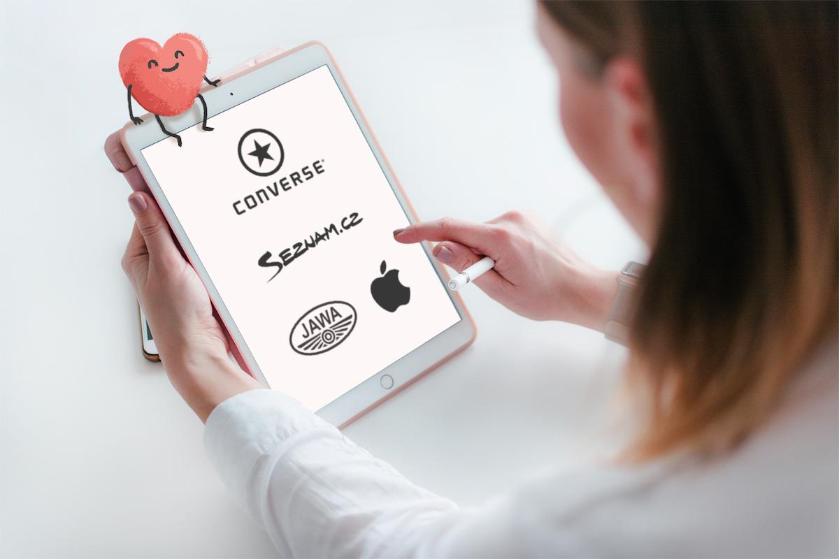 Inzerenti mohou oslovit například milovníky značky Jawa, Apple, Converse a řady dalších