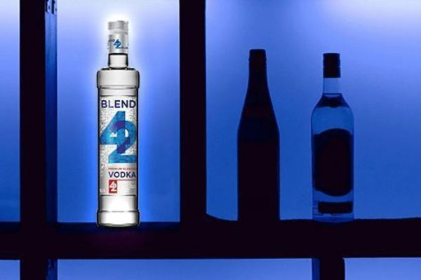 Outbreak zajistí repositioning vodky Blend 42