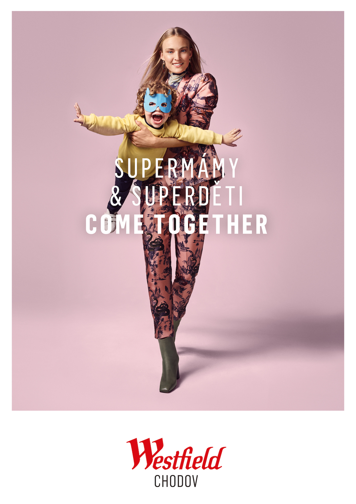 Come Together: Supermámy & superděti