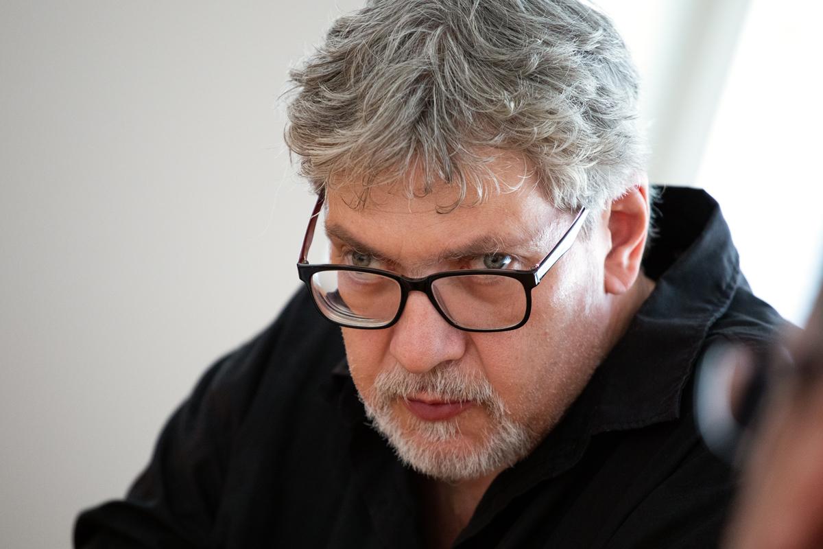 Petr Žantovský. Foto: Karel Choc