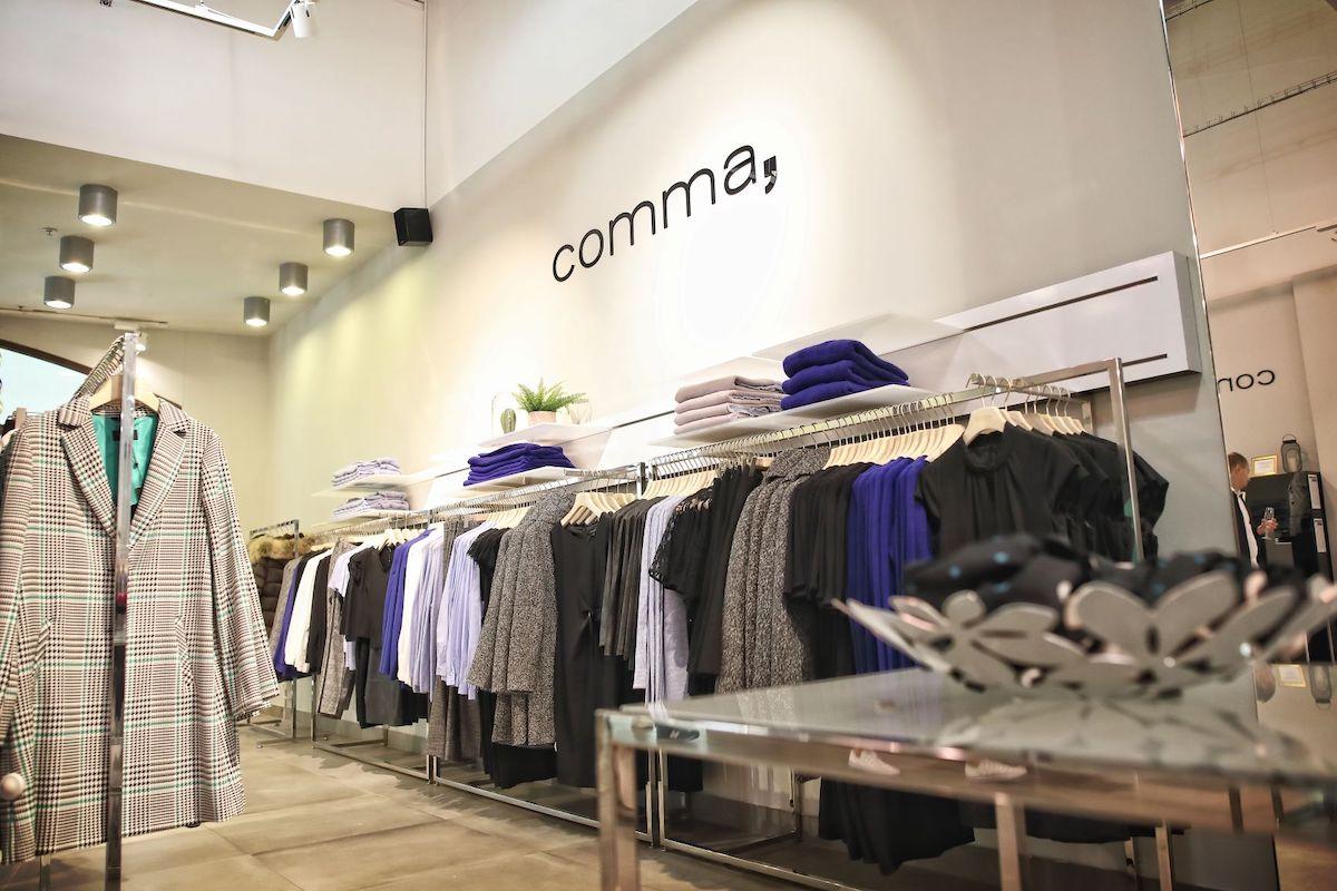 Německá značka Comma patří pod S.Oliver