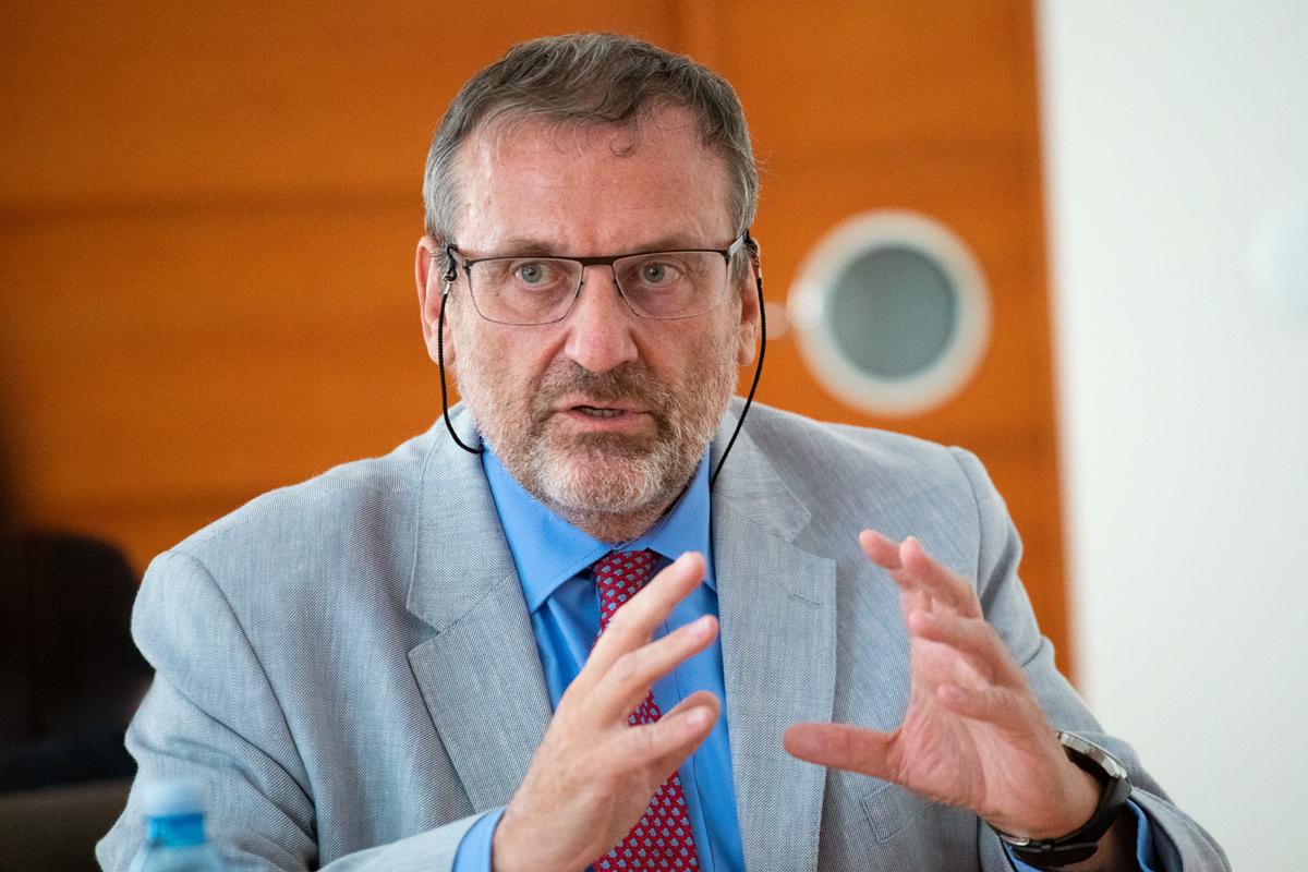 Jiří Majstr. Foto: Karel Choc