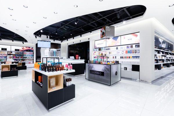 Notino rozšiřuje prodejnu v pražském Florentinu, přidává digitální přístroje