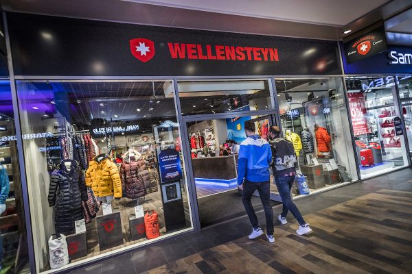 Outlet Fashion Arena přidal značky Wellensteyn, Corso Roma a Skechers